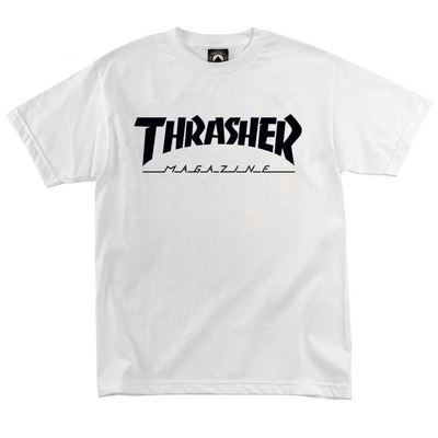 Футболка Thrasher Magazine Black Classic Label