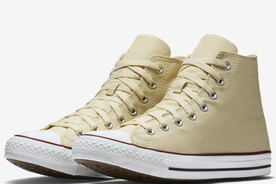 Converse All Star High Natural White (Original Quality)