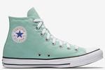 Converse All Star High Mint Blue Sky (Original Quality) фото 4