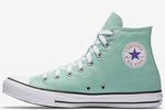 Converse All Star High Mint Blue Sky (Original Quality) фото 3