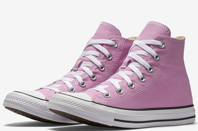 Converse All Star High Pink (Original Quality)