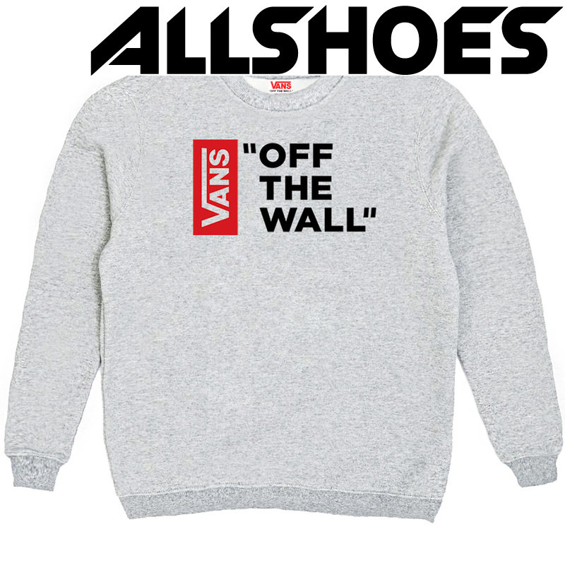 Толстовка Vans Off The Wall Red Black