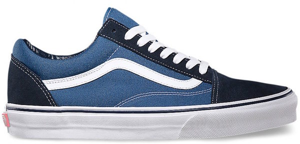 Уцененные Vans Old Skool Blue