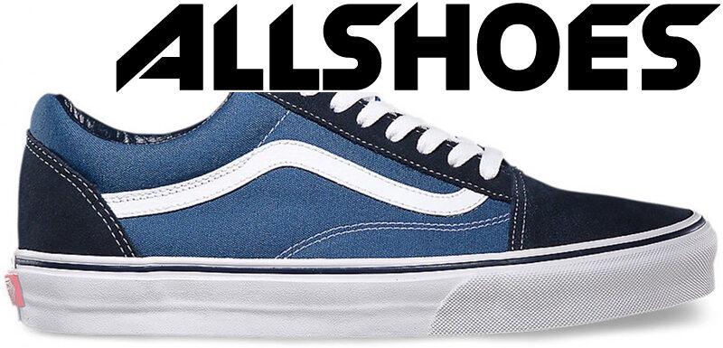 Уцененные Vans Old Skool Blue
