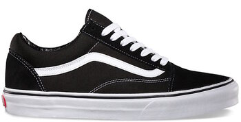 Уцененные Vans Old Skool Black