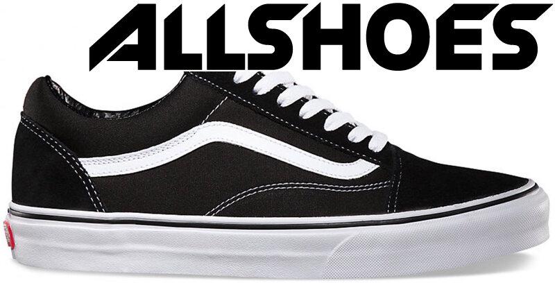 Уцененные Vans Old Skool Black