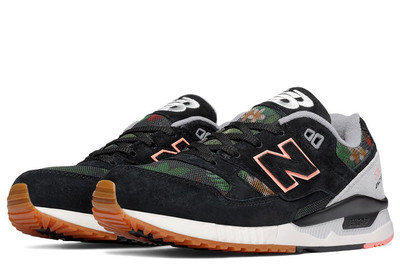 New Balance 530 Floral Ink