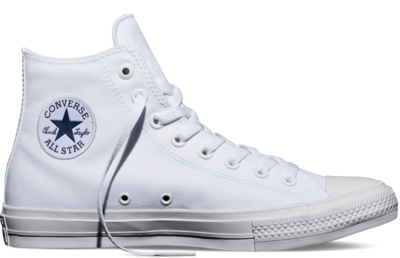 Converse Chuck Taylor All Star II High White (New Collection!)