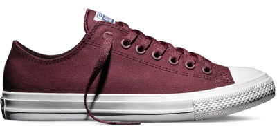 Converse Chuck Taylor All Star II Low Deep Bordeaux (New Collection!)