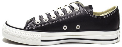 Converse All Star Low Leather Black