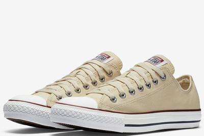 Converse All Star Low Natural White (Original Quality)